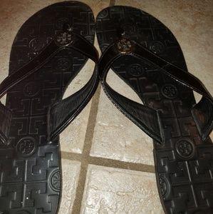 Tory Birch flip flops